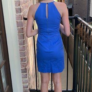J. Crew Dresses - J Crew blue dress